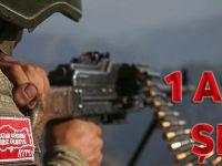 Hakkari'de Teröristlerle Çıkan Çatışmada 1 Asker Şehit Oldu