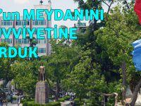 Trabzon'un Meydanını Tarihi Hüviyetine Kavuşturduk