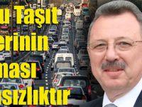 """DP GİK Üyesi Ali Akar """"Motorlu Taşıt Vergilerinin Artırılması Vicdansızlıktır"""""""