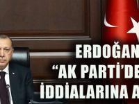 """Erdoğan'dan """"Ak Parti'de İstifa"""" İddialarına Açıklama:"""