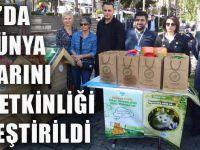 """Trabzon'da """"4 Ekim Dünya Hayvanlarını Koruma Günü"""" Etkinliği Gerçekleştirildi"""