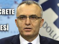 """Maliye Bakanı Naci Ağbal""""Asgari Ücrete Vergi Düzenlemesi Geliyor"""""""
