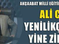 Ali Can Müdür Yenilikçilikte Yine Zirvede