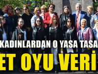 Trabzon'da Kadınlardan Tepkili Basın Açıklaması