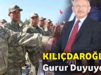 Kılıçdaroğlu: Oğlumla Gurur Duyuyorum