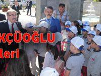 Gümrükçüoğlu Öğrencileri Ağırladı