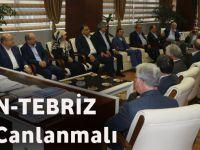 Trabzon-Tebriz Ticareti Canlanmalı
