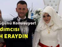 Akçaabat Çiçeklidüzköy Derneği Başkan Yardımcısı Beytullah Eraydın Evlendi.
