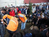 Kadir Özcan'ın Cenaze Töreninden Fotoğraflar