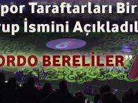 Trabzonspor Taraftarları Birleştikleri Grup İsmini Açıkladılar