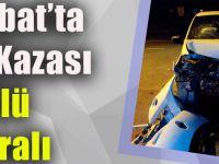 Akçaabat'ta Trafik Kazası: 1 Ölü 2 Yaralı