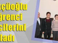 Gümrükçüoğlu KTÜ Öğrenci Temsilcilerini Ağırladı