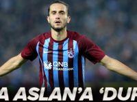Trabzonspor Evinde Galatasaray'ı Devirdi.