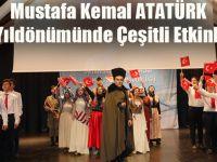 Mustafa Kemal Atatürk Vefatının 79'uncu Yıldönümünde Çeşitli Etkinliklerle Anıldı