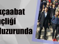 CHP Akçaabat Gençliği Ata'nın Huzurunda...