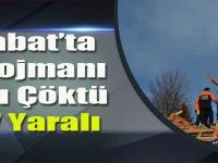 Akçaabat'ta Cami Lojmanı İnşaatı Çöktü: 1 Ölü, 7 Yaralı