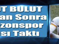 Umut Bulut Maçtan Sonra Trabzonspor Atkısı Taktı