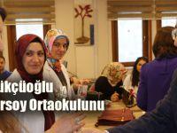 Başkan Gümrükçüoğlu, Mehmet Akif Ersoy Ortaokulunu Ziyaret Etti
