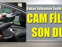 Cam Filmi Tartışmaları Sürerken Son Durumu Bakan Süleyman Soylu Açıkladı.