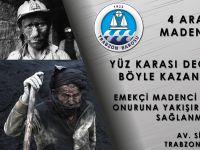 Trabzon Barosu'ndan Kadın Hakları Günü Nedeniyle Basın Açıklaması