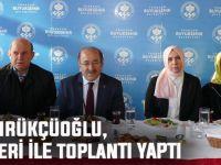 Başkan Gümrükçüoğlu, STK Yetkilileri İle İstişare Toplantısı Gerçekleştirdi