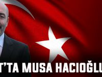 CHP Akçaabat'ta Musa Hacıoğlu Tekrar Başkan Seçildi