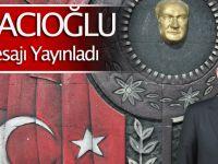 CHP Akçaabat İlçe Başkanı Musa Hacıoğlu'ndan Teşekkür Mesajı