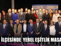Trabzon'un 18 İlçesinde Yerel Eşitlik Masası Kuruluyor