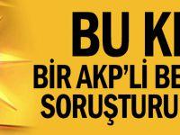 Bu Kez Bir AKP'li Belediye Soruşturulacak