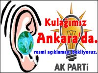 Ankara'da Yoğun Kulis Çalışmaları Devam Ediyor.