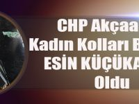 CHP Akçaabat İlçe Kadın Kolları Başkanlığına Esin Küçükaslan Seçildi.