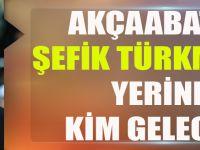 Akçaabat'ta Şefik Türkmen'in Yerine Kim Gelecek?