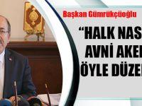 Başkan Gümrükçüoğlu,Basın Toplantısı İle Cevap Verdi