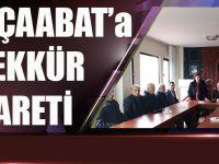 CHP Trabzon İl Başkanı Akçaabat İlçe Yönetimine Teşekkür Etti