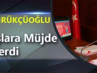 Başkan Gümrükçüoğlu Vatandaşlara Müjde Verdi