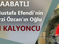 Akçaabatlı Sıhhıyeci Mustafa Efendi'nin Torunu Terzi Özcan'ın Oğlu Osman Kalyoncu