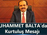 Muhammet Balta, Trabzon'un Düşman İşgalinden Kurtuluşunun 100. Yıl Dönümünü Kutladı.