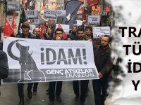 Trabzon'da Türkçüler İdam İçin Yürüdü!