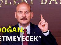 Erdoğan'ın Ardından Soylu'dan İlk Açıklama Geldi!