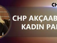 CHP  Akçaabat'tan Kadın Paneli