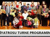 Büyükşehir Tiyatrosu Turne Programını Tamamladı