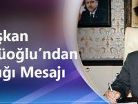 Başkan Gümrükçüoğlu'ndan Başsağlığı Mesajı
