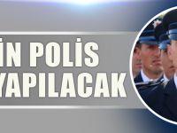 Polis Akademisi 10 Bin Polis Alımı Yapacak