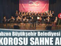 Türk Sanat Müziği Korosu Kadınlar İçin Sahne Aldı