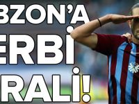 Trabzonspor'a Derbi Morali:4 -1