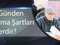 3600 Günden Emekli Olanların Maaşı Ne Kadar?