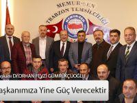 Trabzon Cumhurbaşkanımıza Yine Güç Verecek