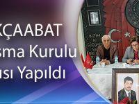 CHP Akçaabat İlçe Danışma Kurulu Toplantısı Yapıldı
