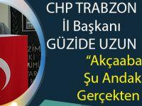 """CHP Trabzon İl Başkanı """"Akçaabat'ın Durumu Gerçekten İçler Acısı"""""""