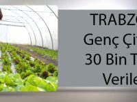 Trabzon'da Genç Çiftçilere 30 Bin TL Hibe Verilecek